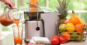 Juicer for healthy skin